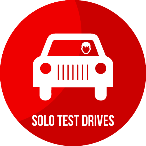 Solo Test Drives Icon