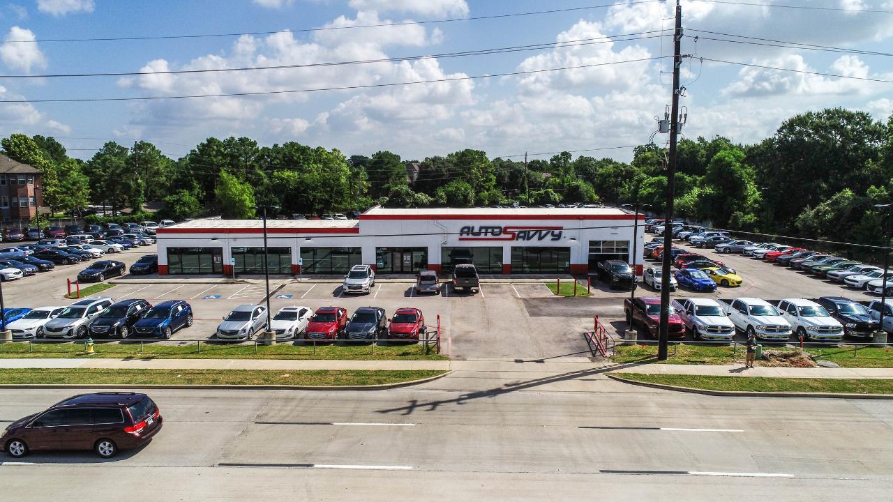 AutoSavvy Houston - empty, Texas