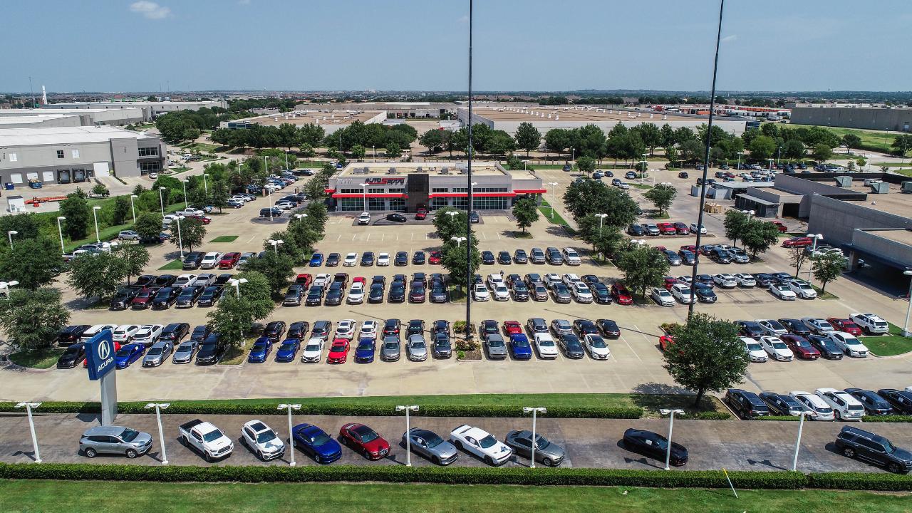 AutoSavvy Fort Worth - empty, Texas