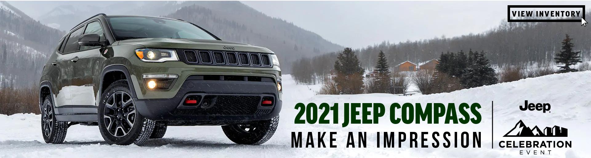 Mar 2021 Jeep Compass Generic