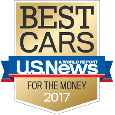 Honda HR-V Named 2017 U.S. News Best Cars for the Money