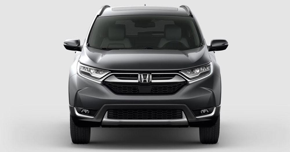 2017 Honda CR-V front grill