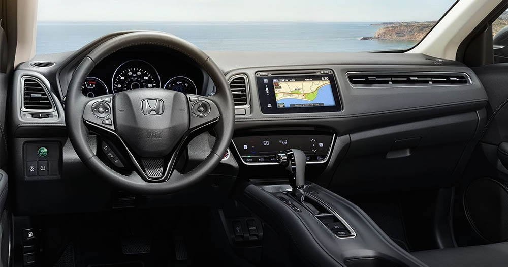 2017 Honda HR-V Interior dash design