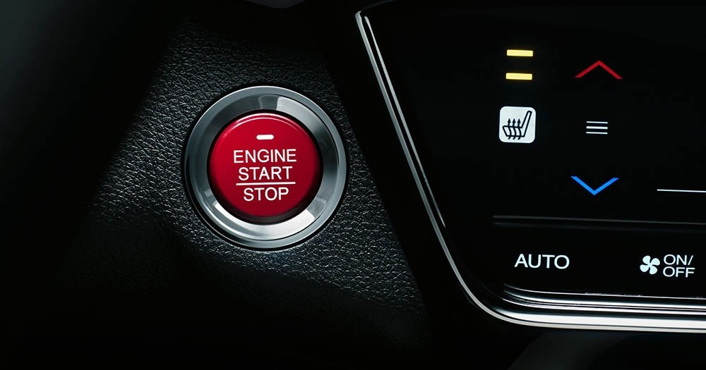 2017 Honda HR-V Push Button Start