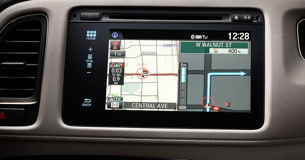 2017 Honda HR-V Navigation System
