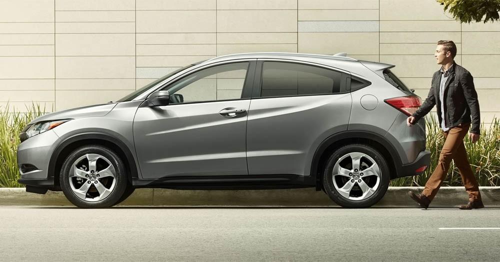2017 Honda HR-V Exterior
