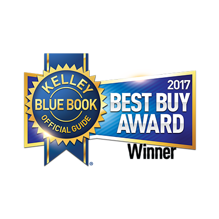 The 2017 Honda Accord won the KBB Best Buy of the Year award.