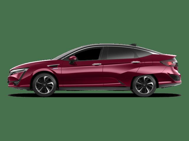 2017 Honda Clarity Fuel Cell Sideview Bob Lanpheres Beaverton Honda