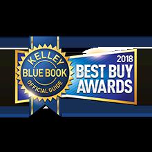 2018 Honda Pilot received Kelley Blue Book's Best Buy Award for 2018