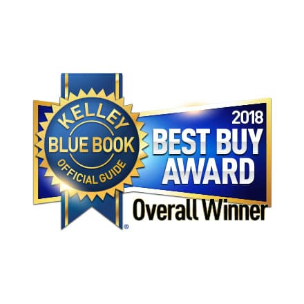2018 Best Buy Award: Overall Winner