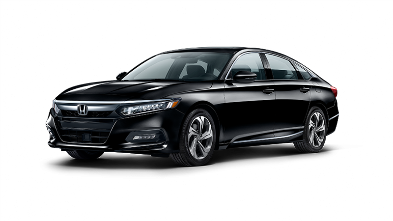 2018 Honda Accord EX-L in Crystal Black Pearl