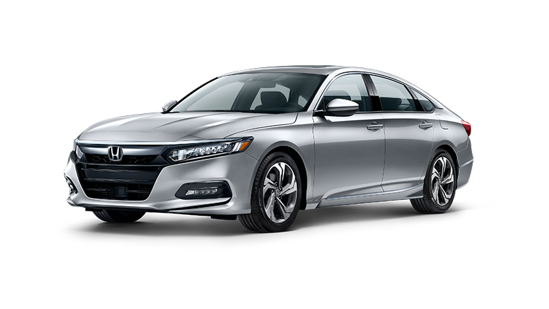 2018 Honda Accord EX in Lunar Silver Metallic
