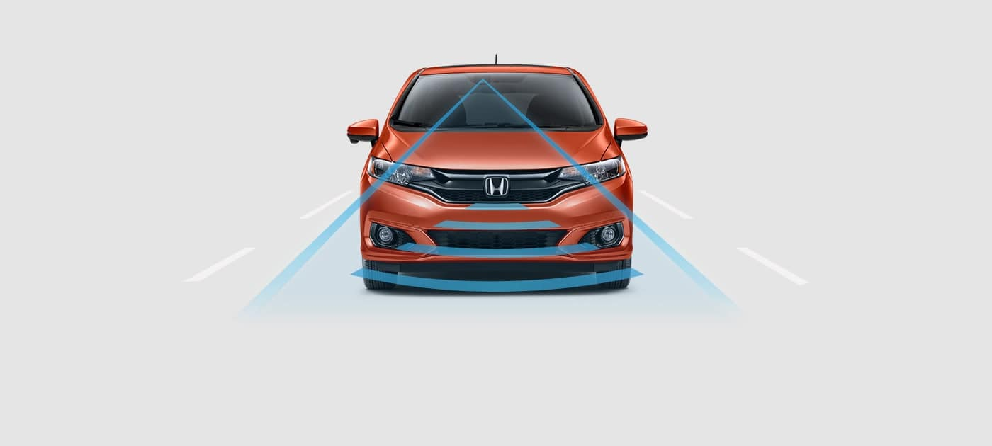 Adaptive Cruise Control on the Honda Fit