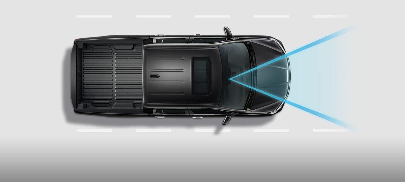 Lane Keep Asist 2019 Honda Ridgeline