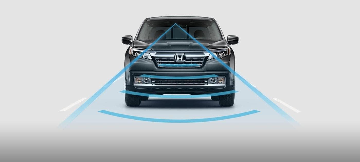 Collision Mitigation System 2019 Honda Ridgeline