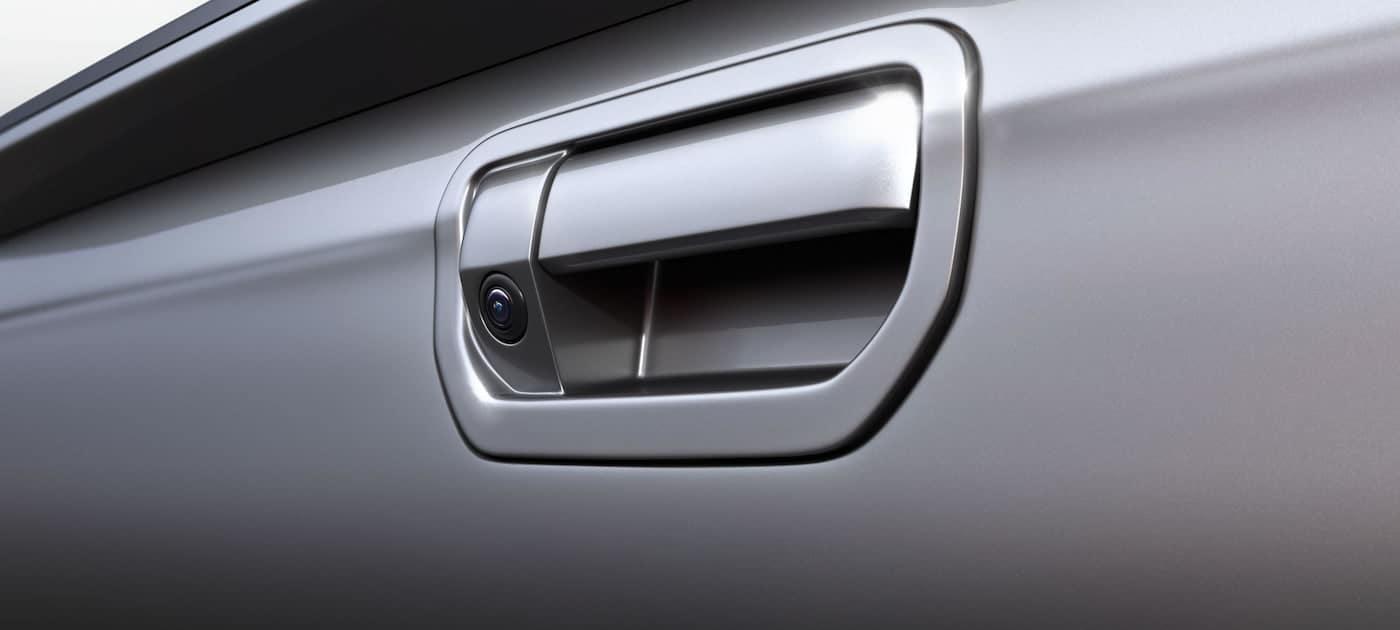 Multi-Angle Rearview Camera on the 2019 Honda Ridgeline.