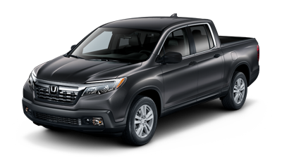 2019 Honda Ridgeline RT in Modern Steel