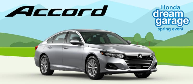 2021 Honda Accord LX 1.5T CVT