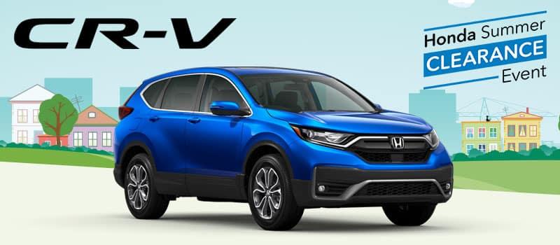 New 2020 Honda CR-V EX CVT AWD