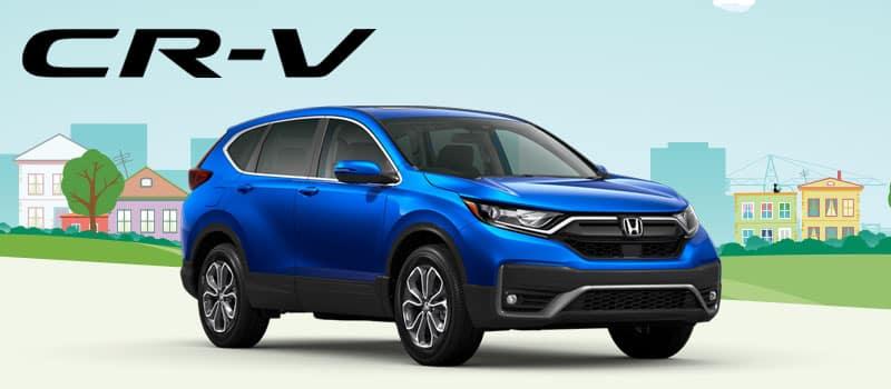 2021 Honda CR-V EX CVT AWD