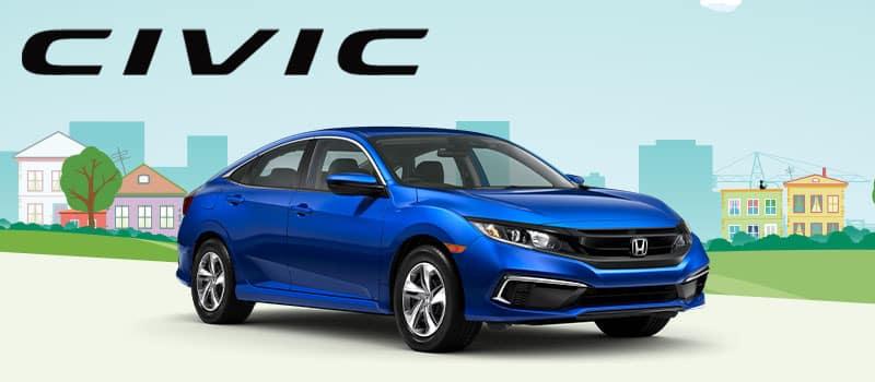 2021 Honda Civic LX CVT FWD