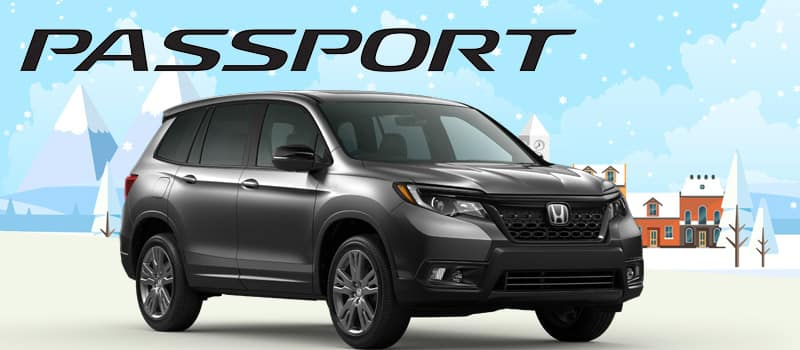 2021 Honda Passport EX-L 9AT AWD