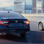2020 Honda Accord With Blind Spot Monitoring Near Portland