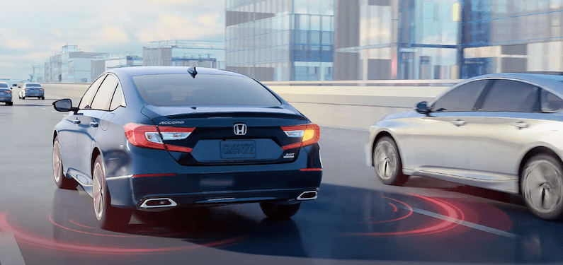 2020 Honda Accord with Blind Sport Monitoring Near Portland
