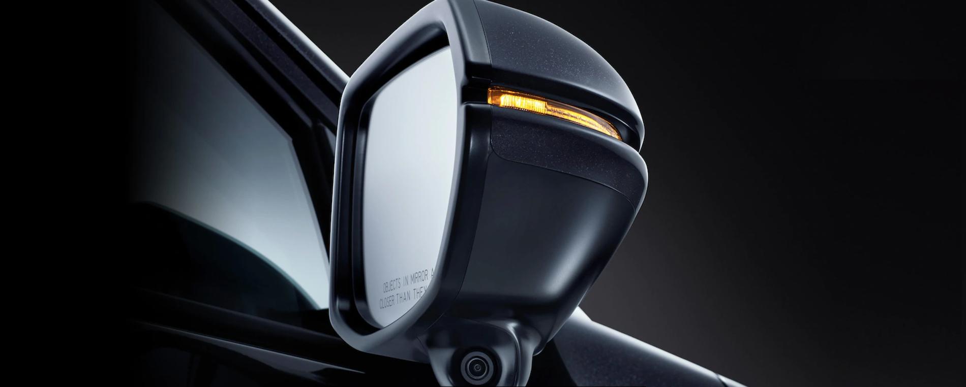 2021 Honda HR-V Mirror