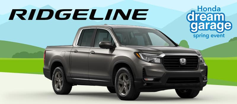 2021 Honda Ridgeline - Ruggedly Redesigned