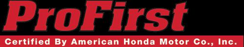 Honda Certified ProFirst Collision Repair Facility