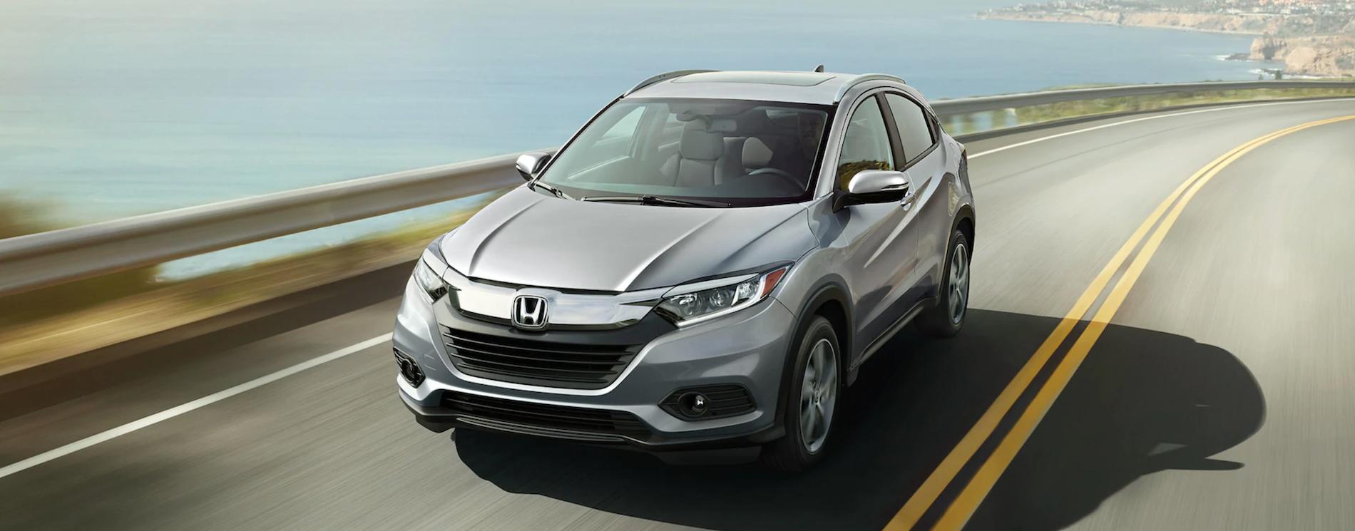 2021 Honda HR-V Exterior