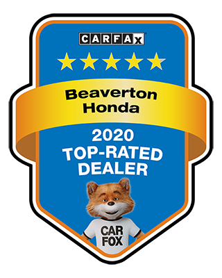2020 top-rated dealer of the year on CARFAX
