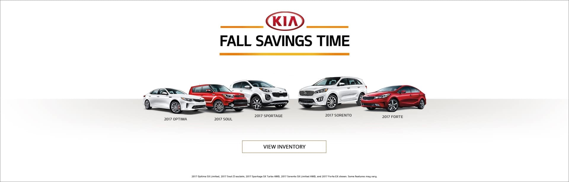 Our kia models