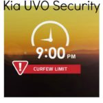 Kia UVO Security Features