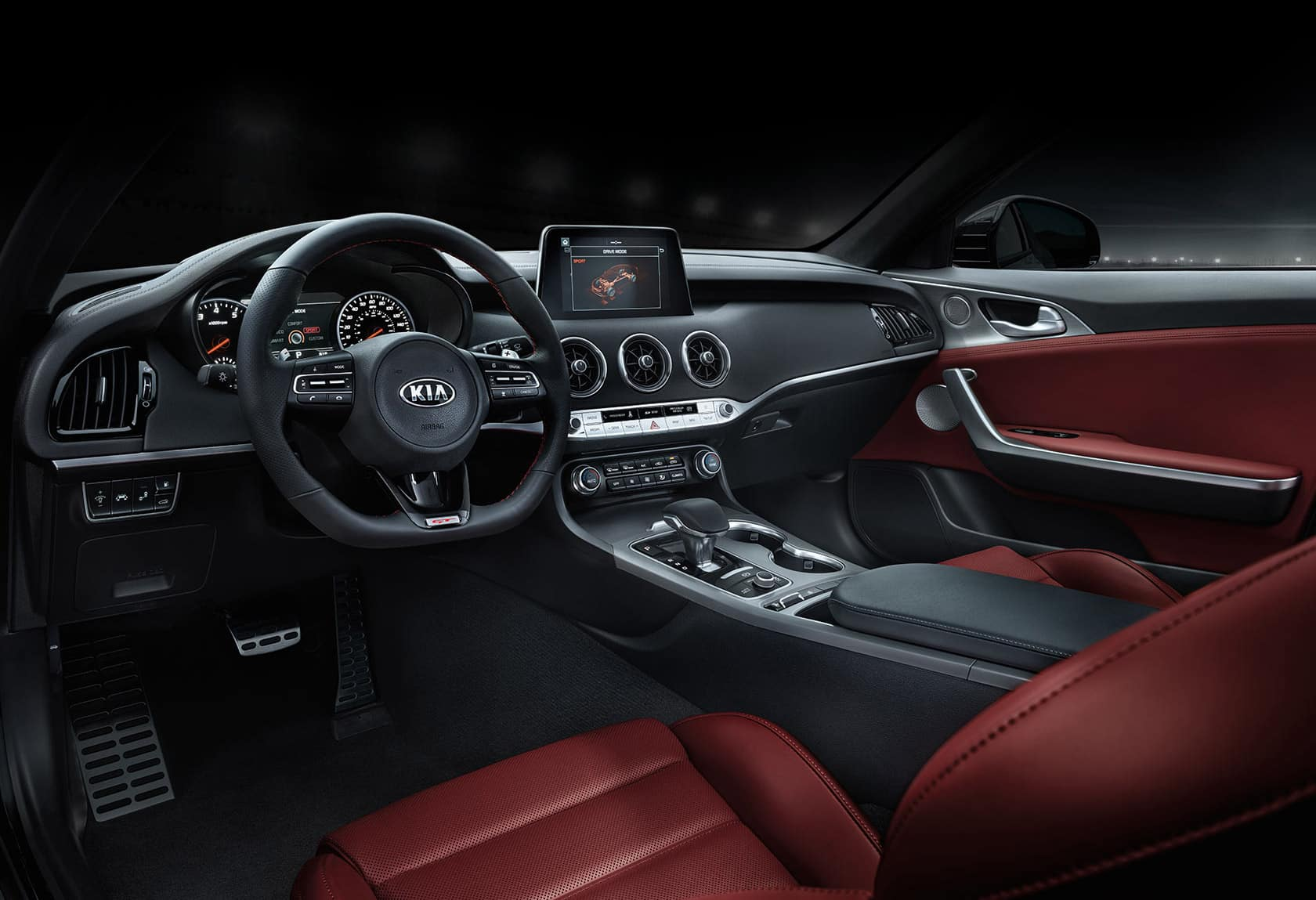 kia stinger gt names to wards 10 best interiors for 2018