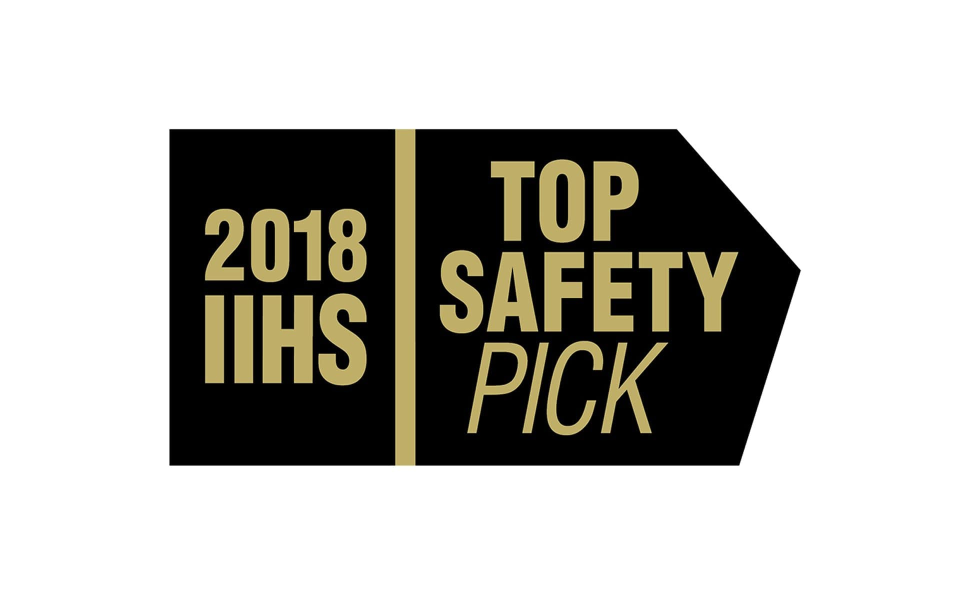 2018 SPORTAGE EARNS IIHS TOP SAFETY PICK AWARD