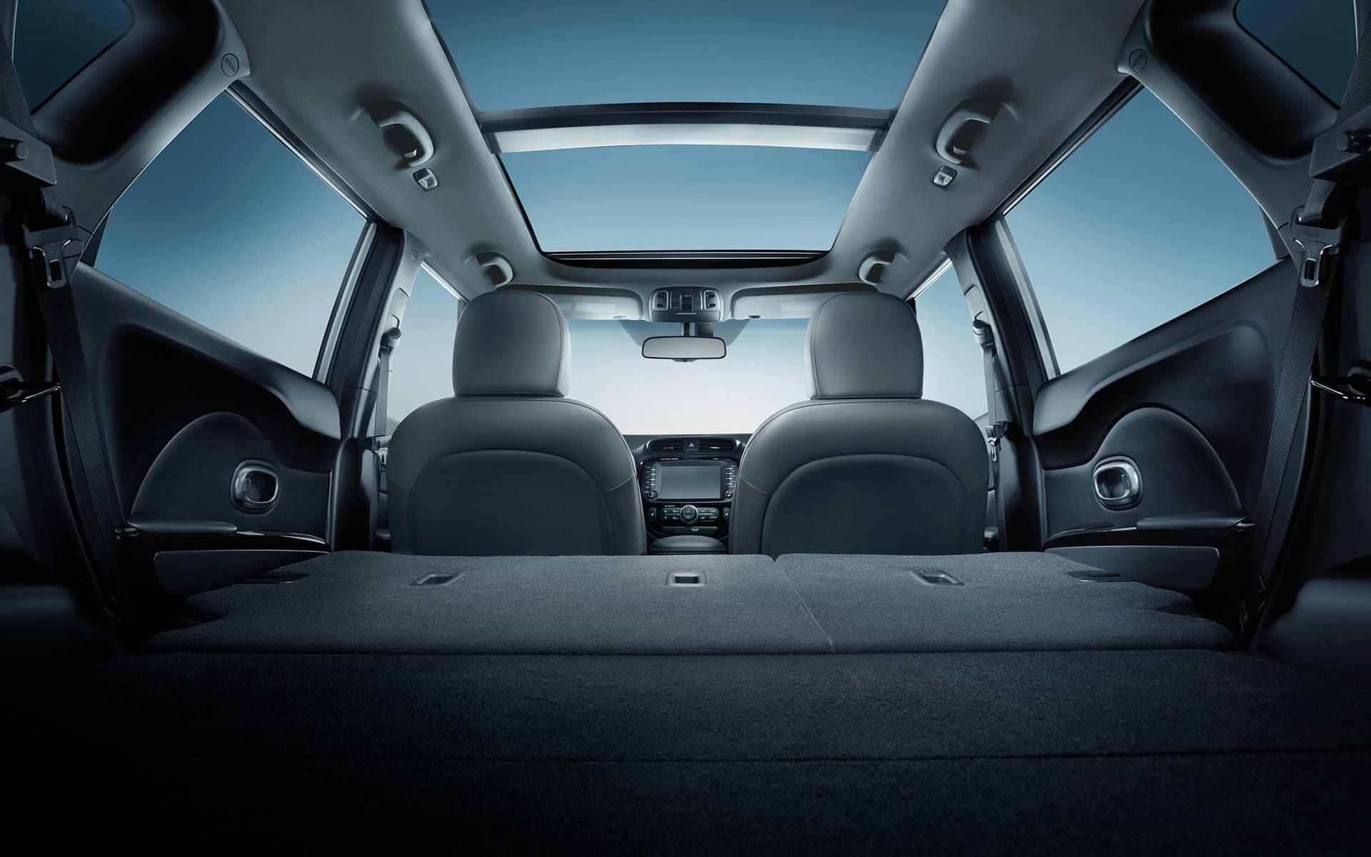 2019 Kia Soul Panoramic Roof