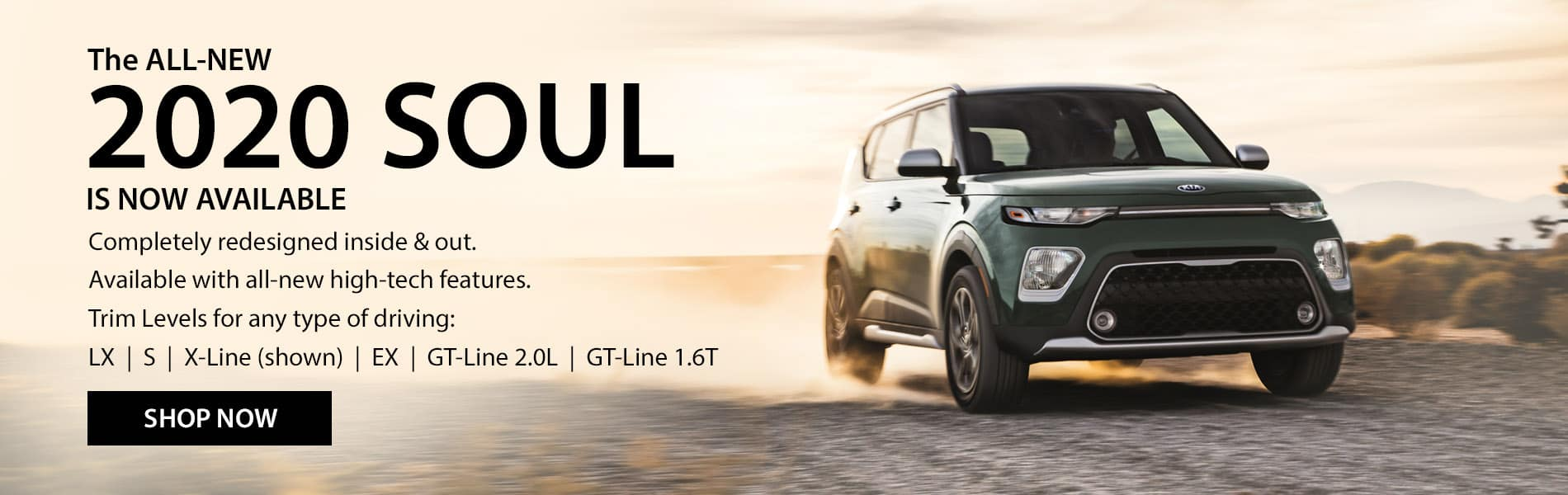 The All-New 2020 Kia Soul is now available at Beaveton Kia