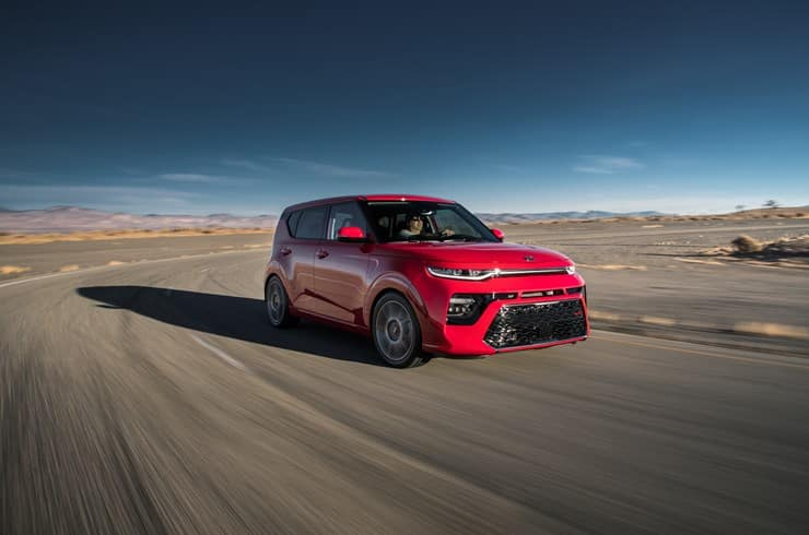 Best Collision Avoidance Systems 2020 2020 Kia Soul Earns Top Safety Pick Plus from IIHS | Bob