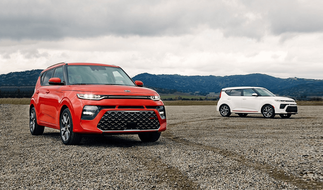 2020 Kia Soul Trim Comparison