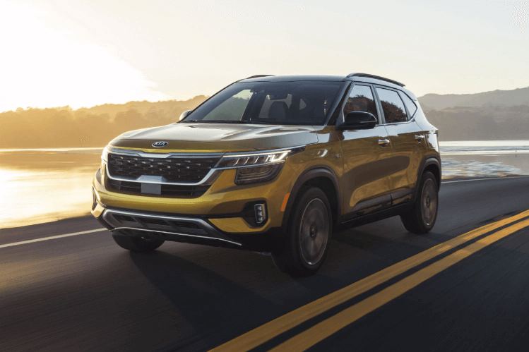 A first look at the 2021 Kia Seltos