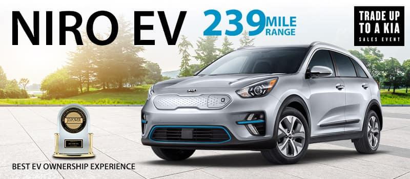 New 2021 Kia Niro EV EX