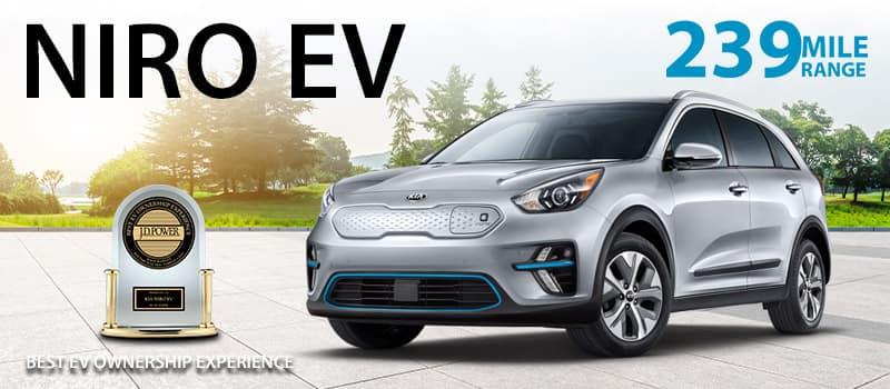 New 2020 Kia Niro EV EX Premium
