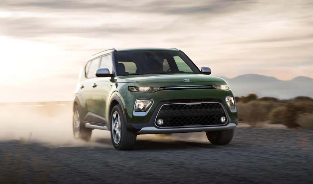 Compare 2021 Kia Soul Trims