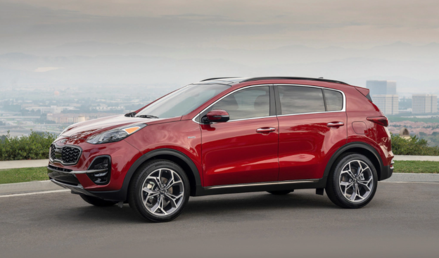 Compare 2021 Kia Sportage Trims