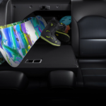 2021 Kia Forte Rear Seats
