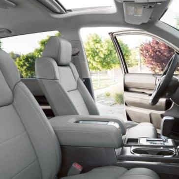2018 Toyota Tundra Limited Crew Interior