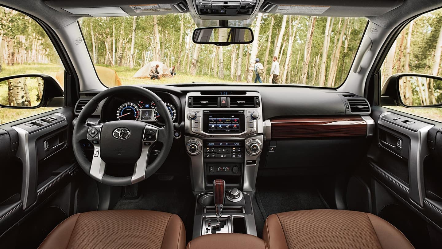2018 Toyota 4Runner Interior