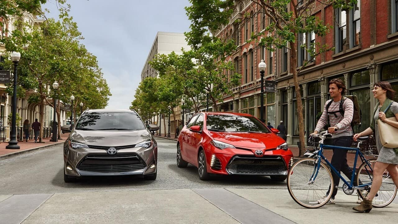 The 2018 Toyota Camry And 2018 Toyota Corolla Are Both Strong Modes Of  Transport For Alpharetta Drivers Looking For A Reliable, Modern Car, ...